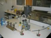 Imagem de laboratório de análise de águas